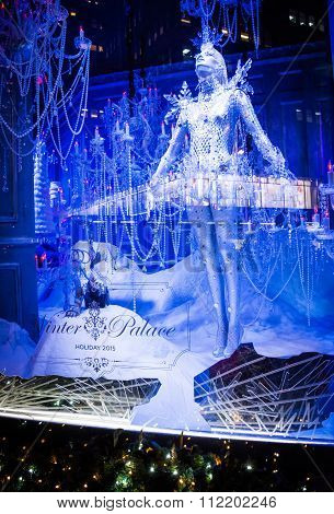 Saks Winter Palace 2