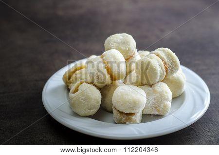 The Little Vanilla Cookies
