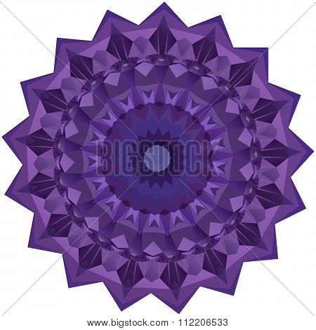 Nice Axisymmetric Mandala