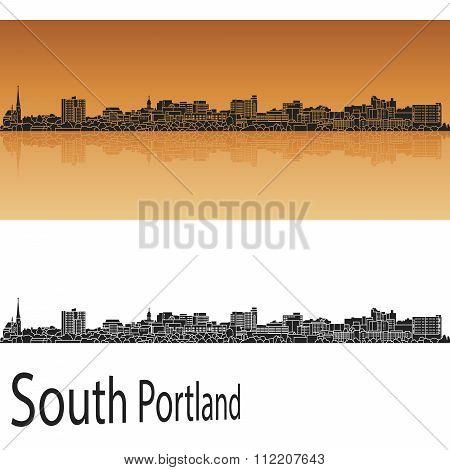 South Portland Skyline