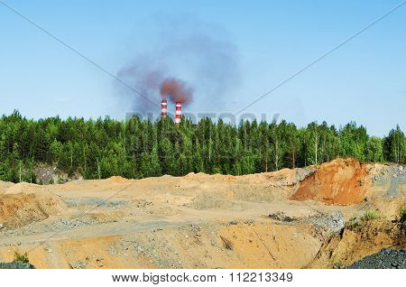 Pollution And Poisoning Of The Environment
