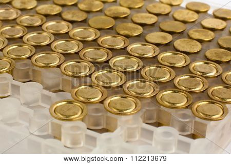 Packaged Shotgun Primers