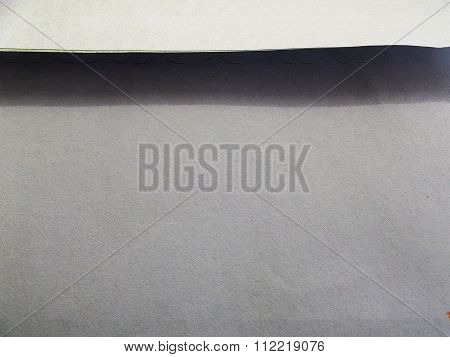 White Envelope with Open Seal