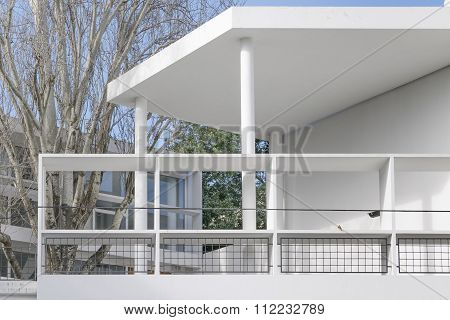 Curutchet House Le Corbuiser Design