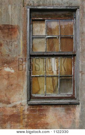 Grunge Old Window