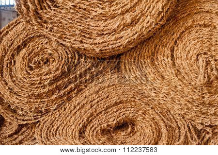 Coir Loom in Kerala India