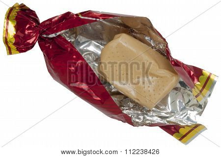 Toffee In Wrapper