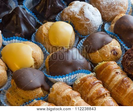 Diversity Pastries From Above