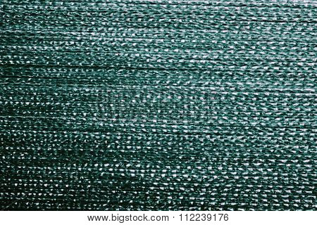 Abstract Line Up Plastic Thread