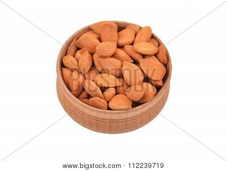 Dried Apricot Kernel In Dish