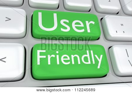 User Friendly Concept