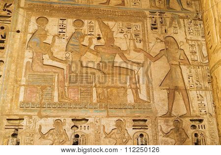 The Ancient Egyptian Art