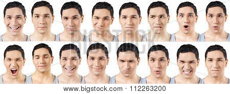 Human Face.