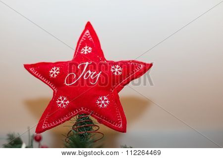 Christmas Tree Topper