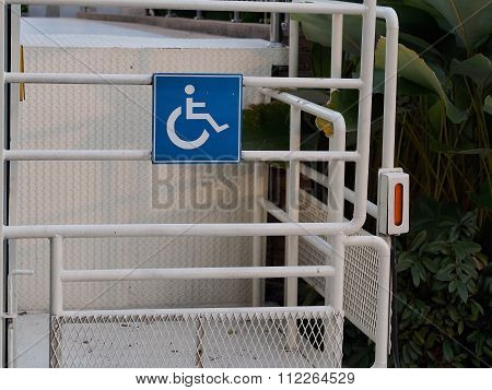 Elevator For Disabled