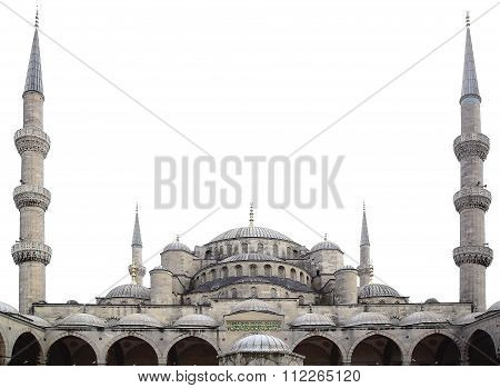 New Mosque - Yeni Cami  In Istanbul, Turkey