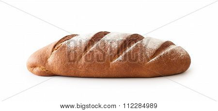 Whole Rye Bread , Isolated