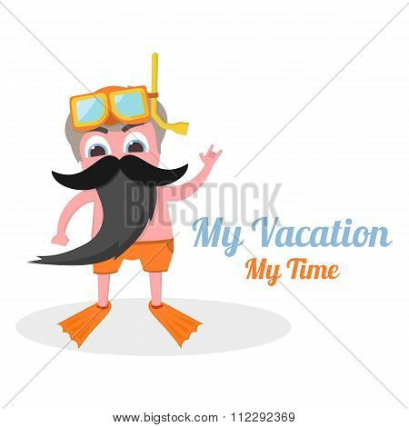 My Vacation  Time