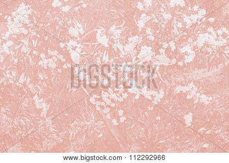 Background image with light pink flowers of oleander.
