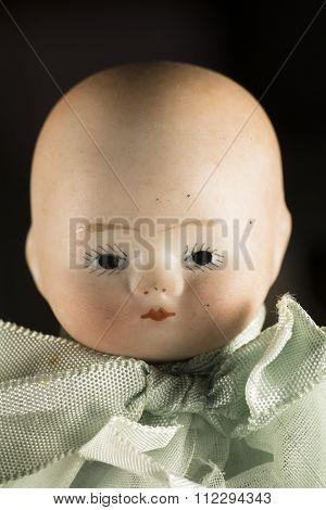 Doll porcelain candy for baptisms
