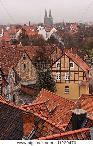 Old Town of Quedlinburg UNESCO