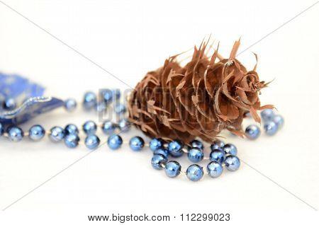 Dry Fir Cones