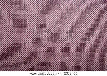 Texture Background Of Polyester Fabric.