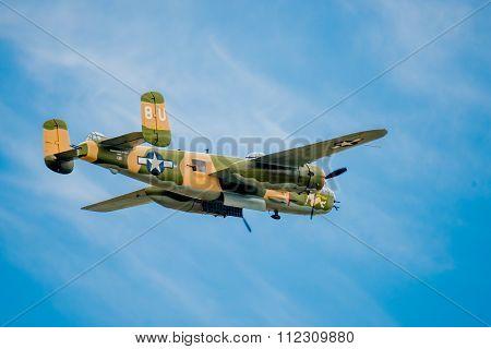 Ww2 Bomber