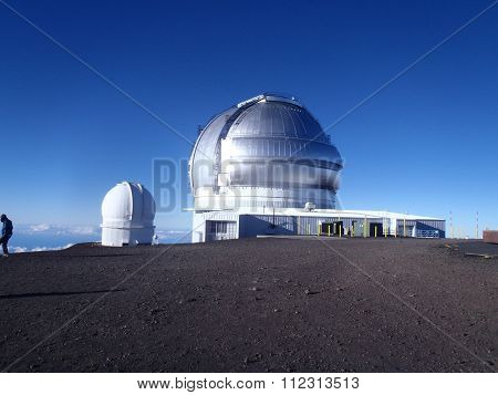 Mauna Kea Hawaii Observatory