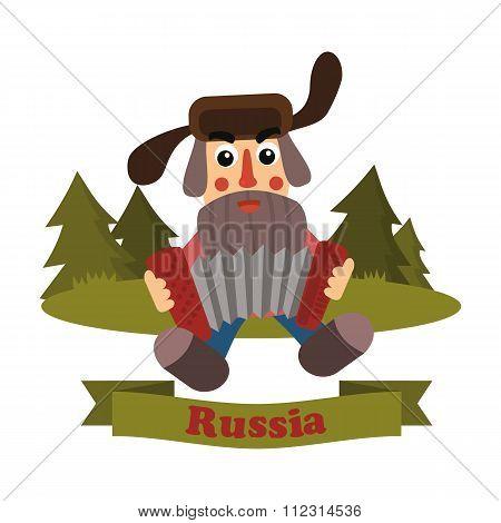 Best Flat Russian Man