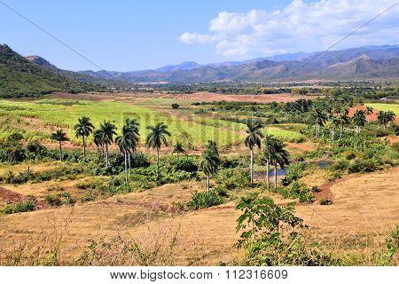 Sugar Mill Valley, Cuba