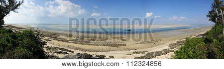 Vilanculos Beach in Mozambique
