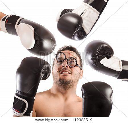 Loser boxer