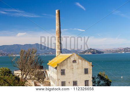 The Alcatraz Island Prison