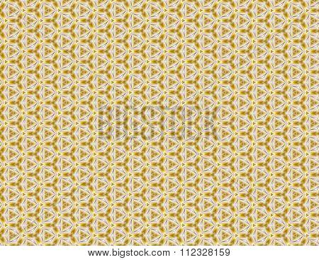 Embossed Kaleidoscope Pattern