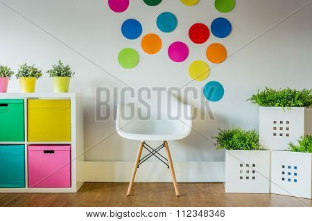 Colorful And Stylish Decorations