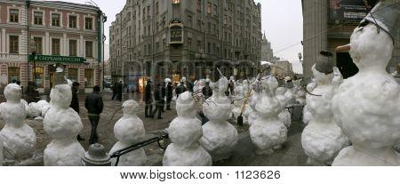 Snowman Gross Batch,