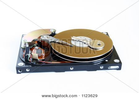 Data Security -  Hard Disc