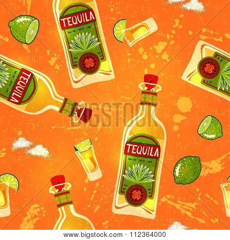 Tequila And Lime.