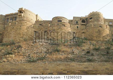 Golden Fort of Jaisalmer.