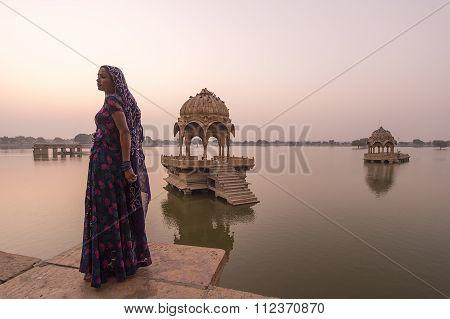 Women of Jaisalmer