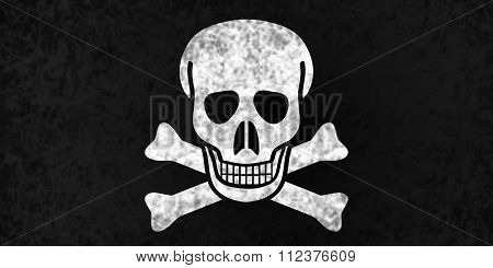 Jolly Roger Flag.