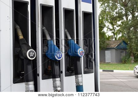 Automobile Gas Tnk