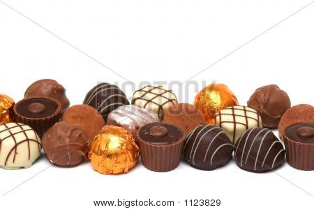 Chocolates mixtos