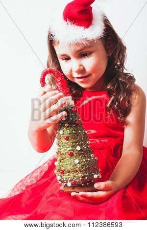 Handmade decor - Christmas tree