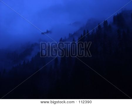 Misty Mountain Fog