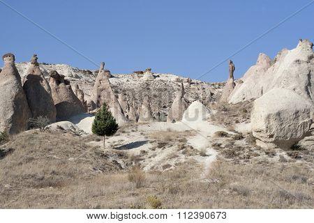 Amazing View Of Cappadocia
