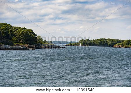 Summer On Casco Bay