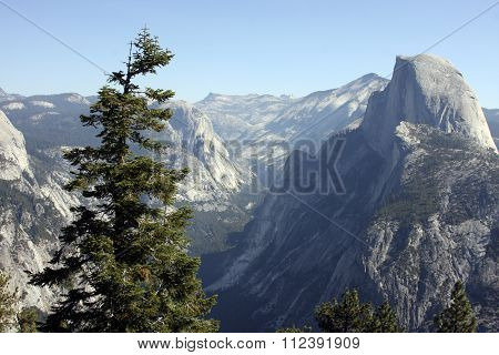El Capitan Mountain View