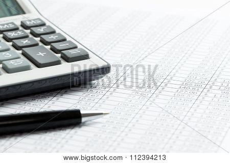 Finance Report